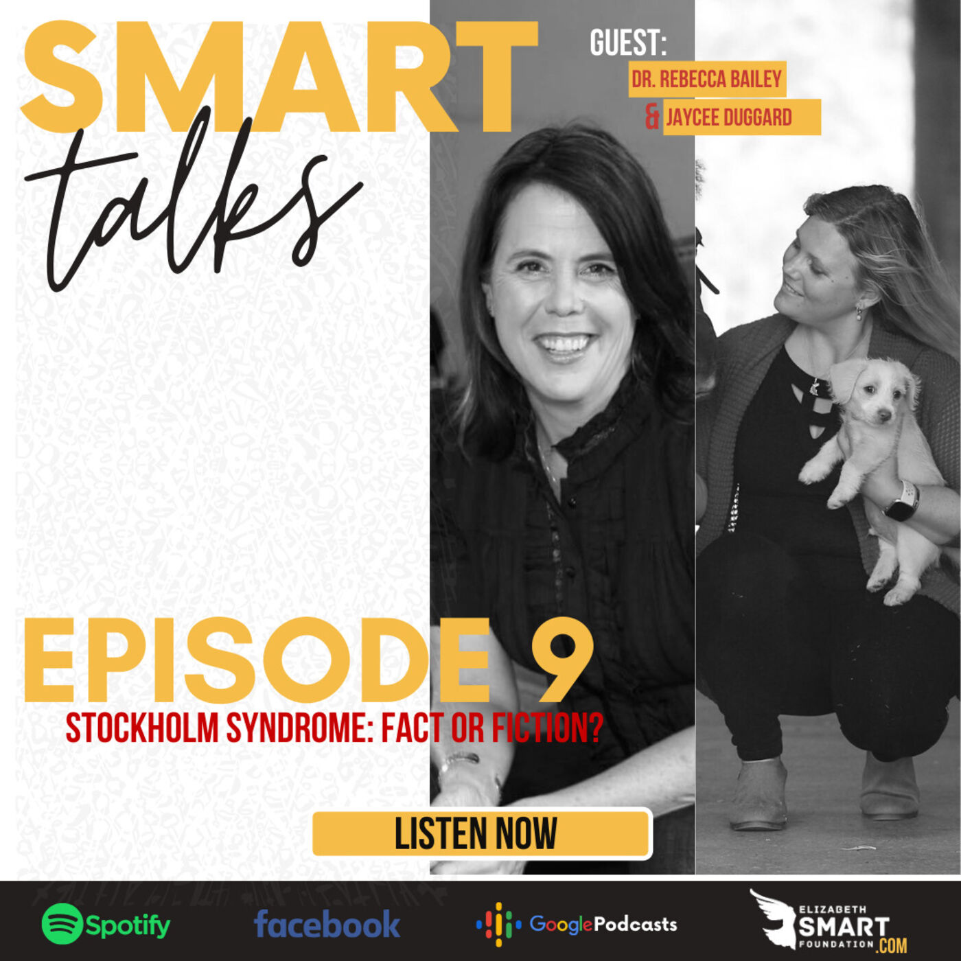 Episode 9: Stockholm Syndrome, fact or fiction?