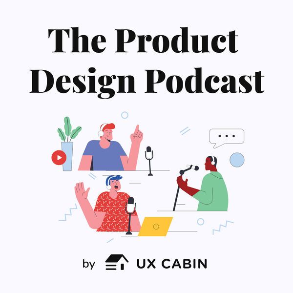 The Product Design Podcast Podcast Artwork Image