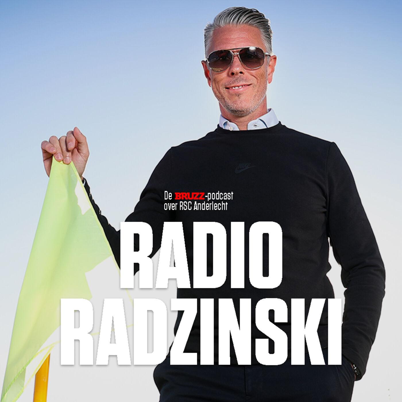 #25 Radio Radzinski: Michael Verschueren over de kapitaalsverhoging en de Super League