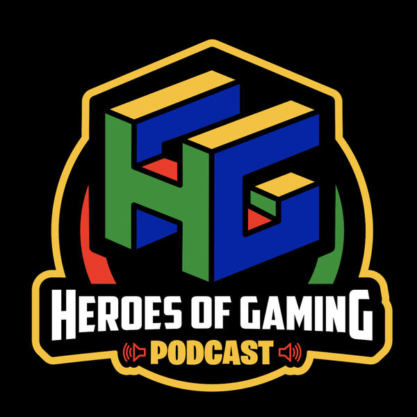 Heroes of Gaming Podcast Podcast Artwork Image