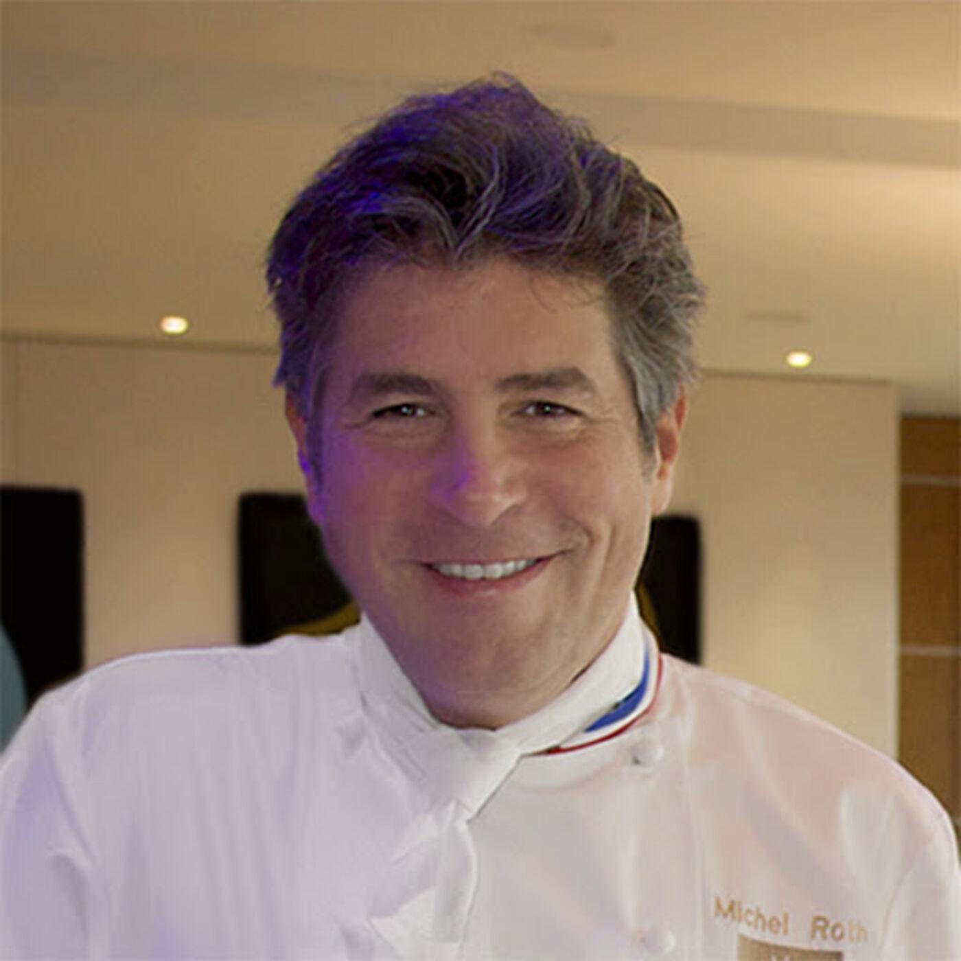 Entretien avec Michel Roth, Chef au service des papilles des passagers d'Air France