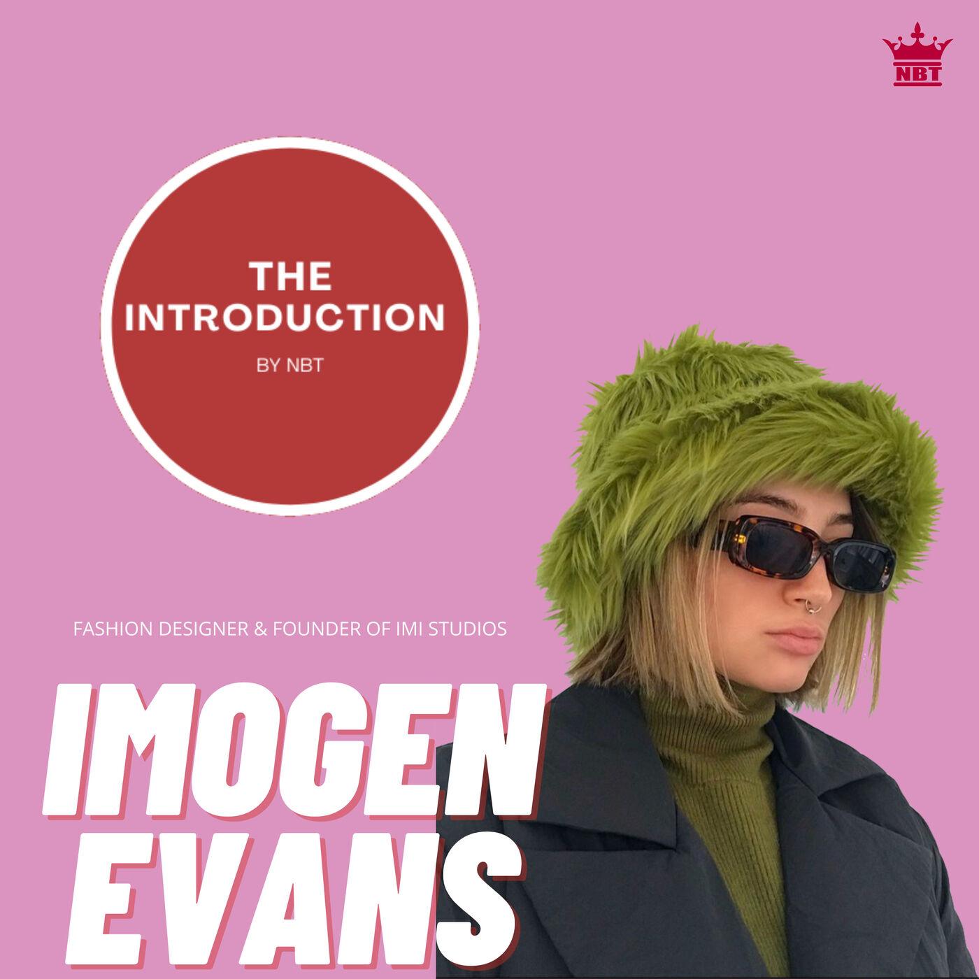 Episode 2   Imogen Evans