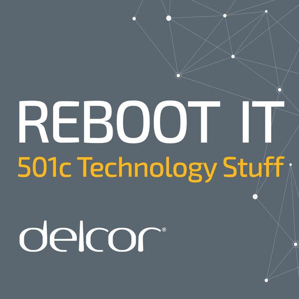 Reboot IT - 501(c) Technology Podcast Artwork Image