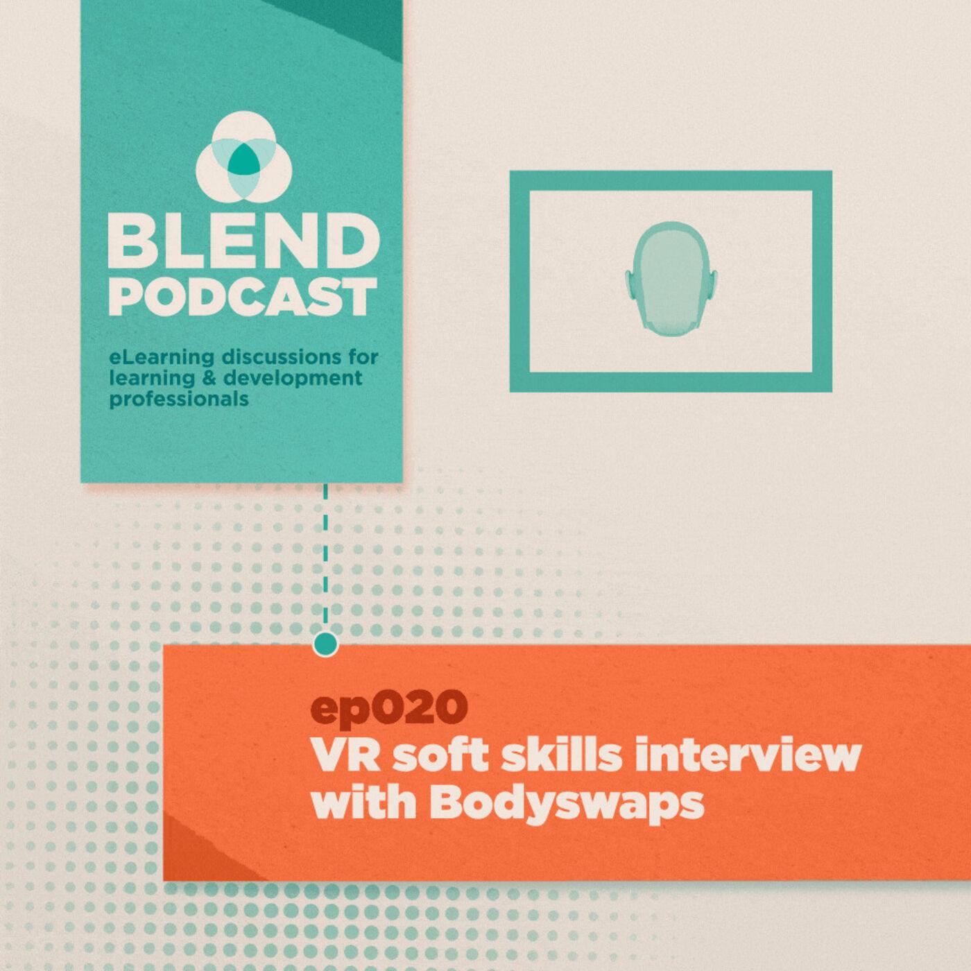 #20 VR Soft Skills with Bodyswaps