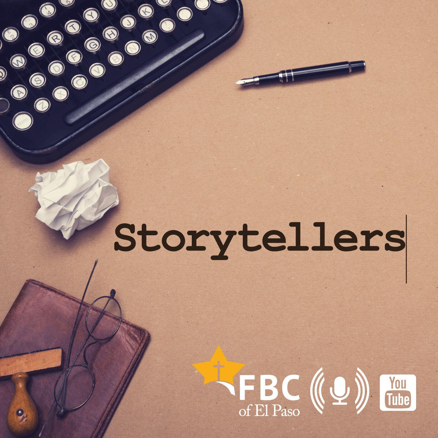 Storytellers Tell Engaging Stories (September 13, 2020)