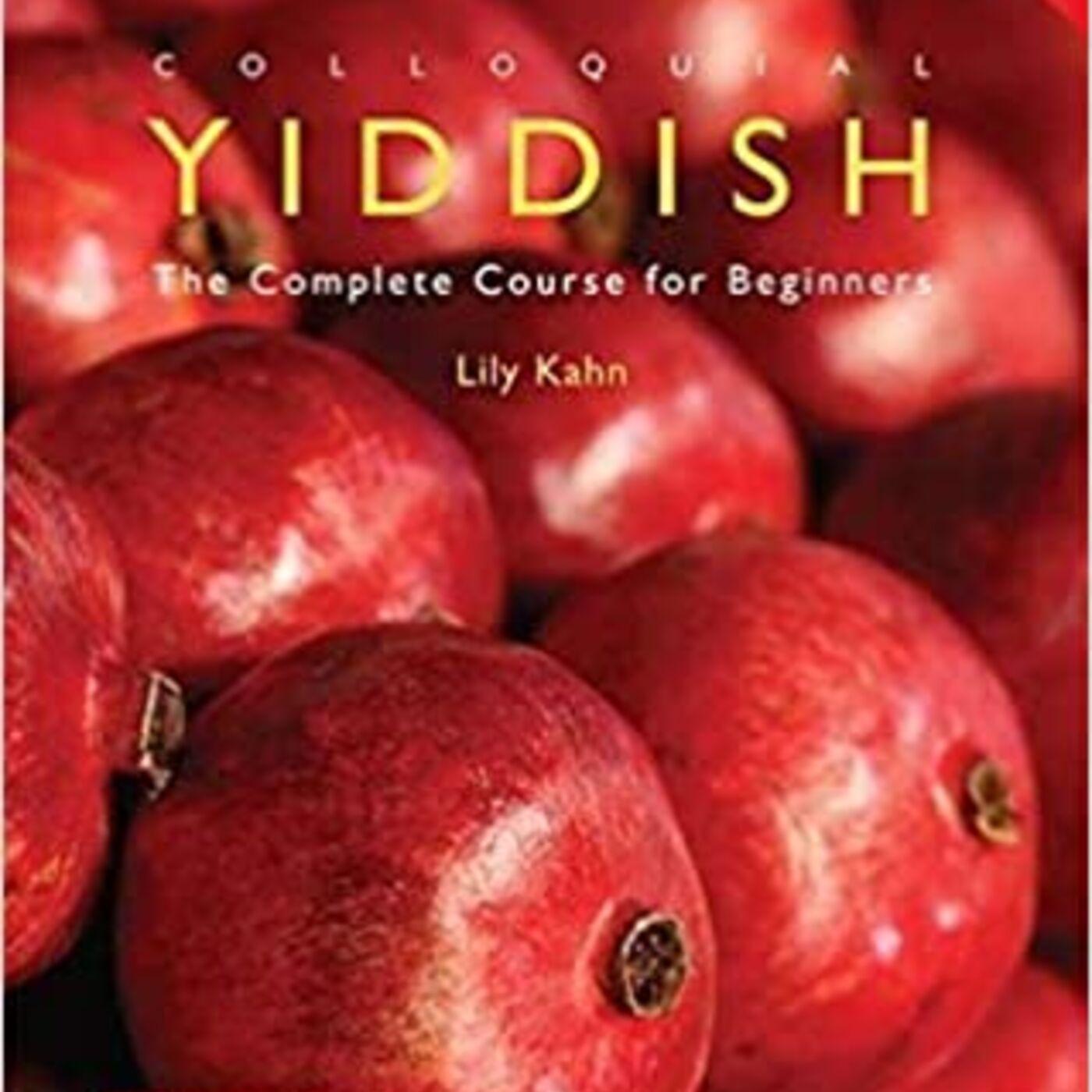 Yiddish: Strange but Familiar