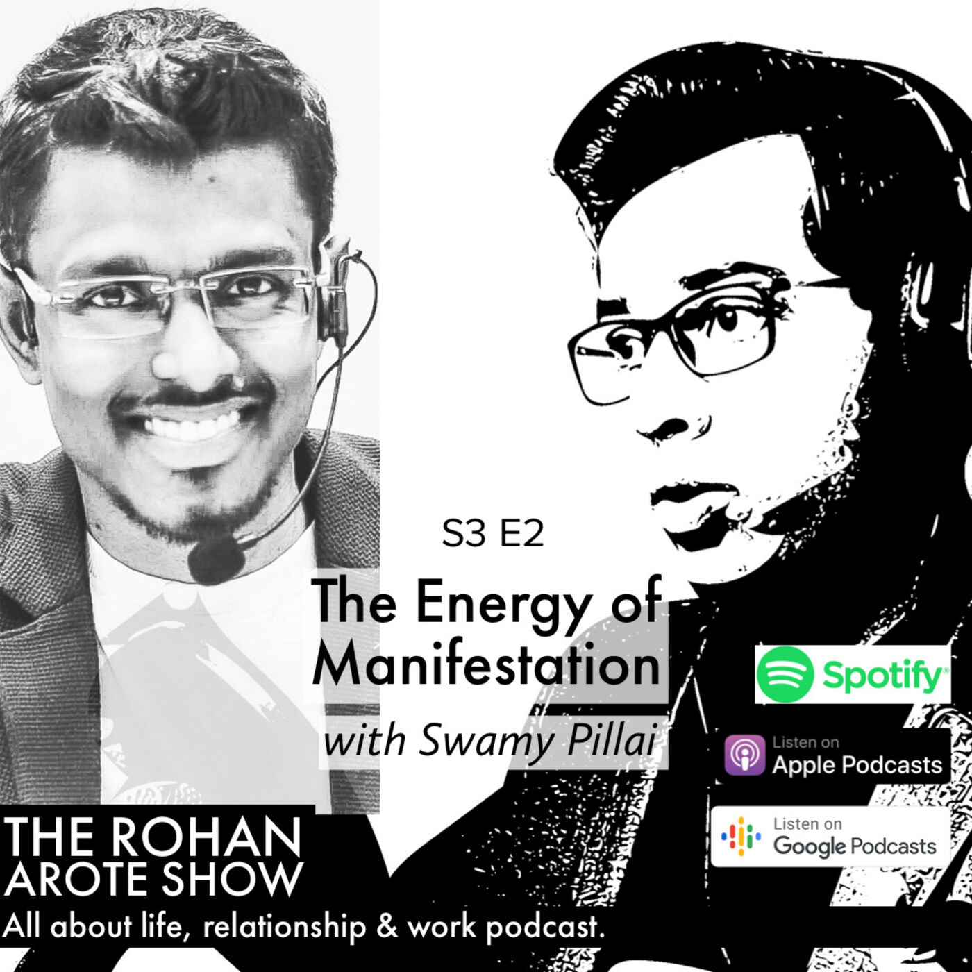 The Energy of Manifestation with Swamy Pillai