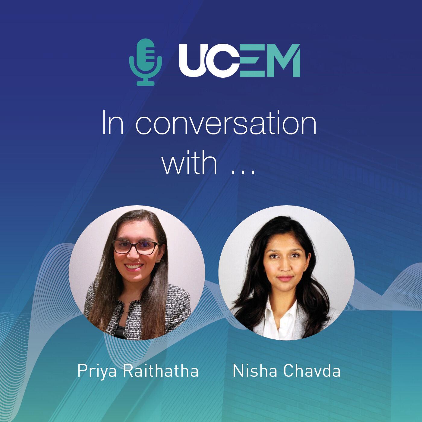 UCEM in conversation with... Brown Girls Empowering - Episode 6