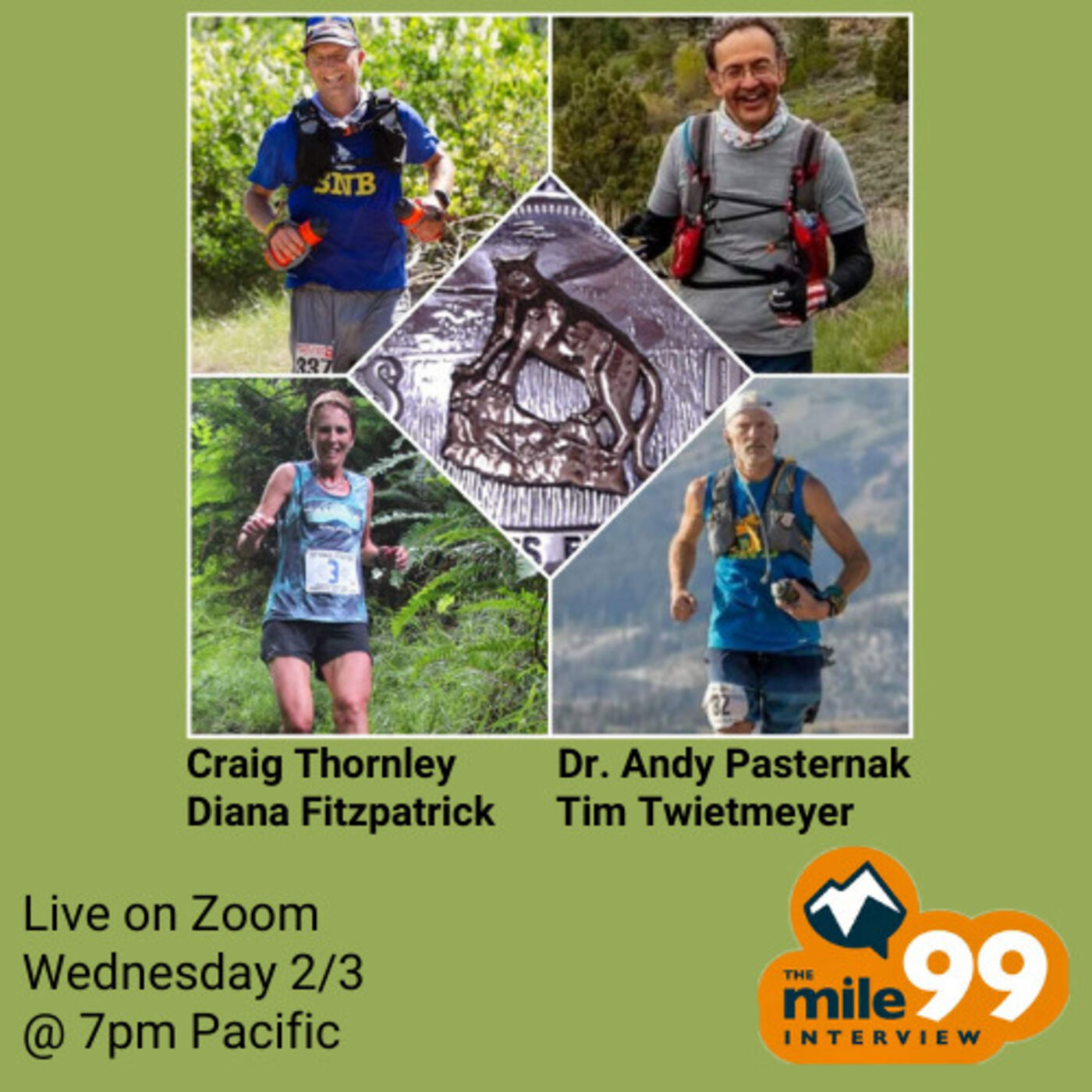 Episode 27 - Craig Thornley, Dr. Andy Pasternak, Diana Fitzpatrick, and Tim Twietmeyer