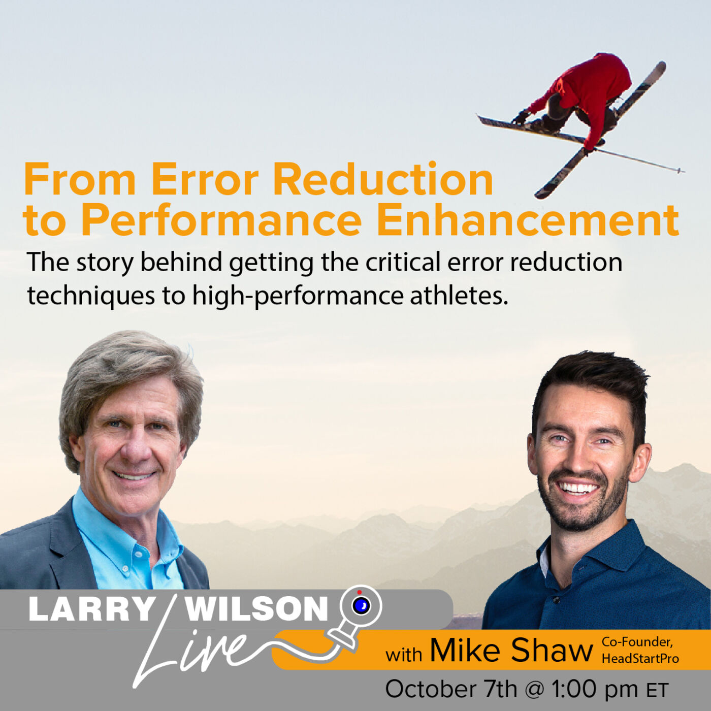 From Error Reduction to Performance Enhancement with Mike Shaw