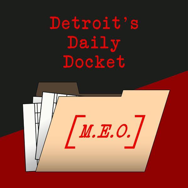 detroit'sdailydocket Podcast Artwork Image