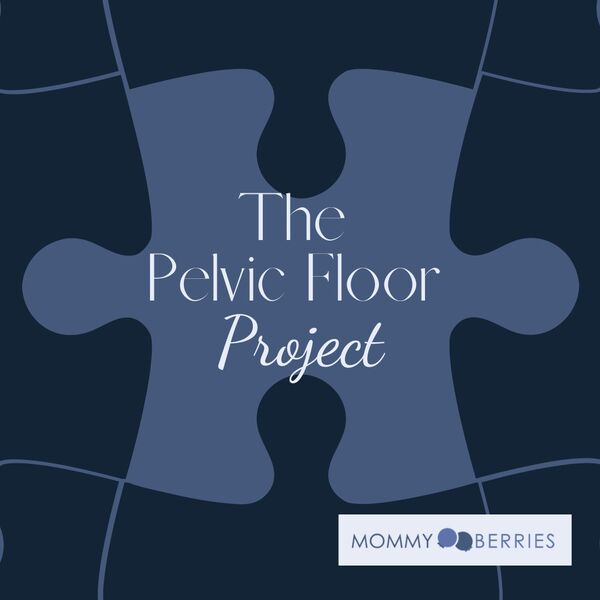 The Pelvic Floor Project Podcast Artwork Image