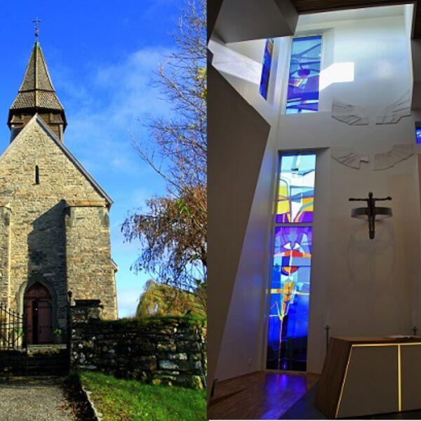 Fana og Ytrebygda kirker Podcast Artwork Image