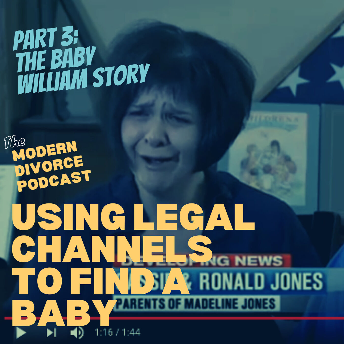 Part 3: Fighting Back Through Legal Channels to Find A Missing Baby