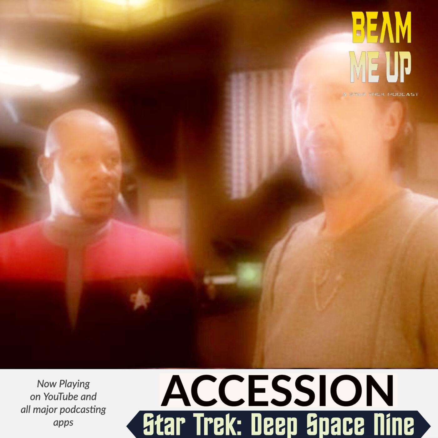 Star Trek: Deep Space Nine   Accession