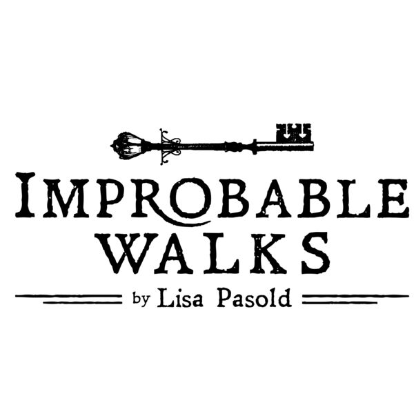 Improbable Walks Podcast Artwork Image