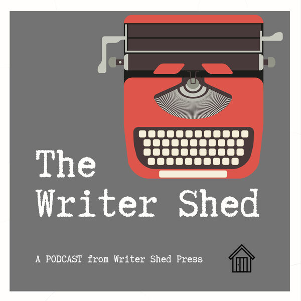 The Writer Shed Podcast Artwork Image
