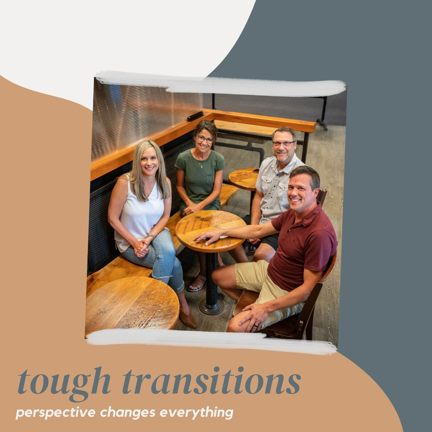 Tough Transitions: Perspective Changes Everything