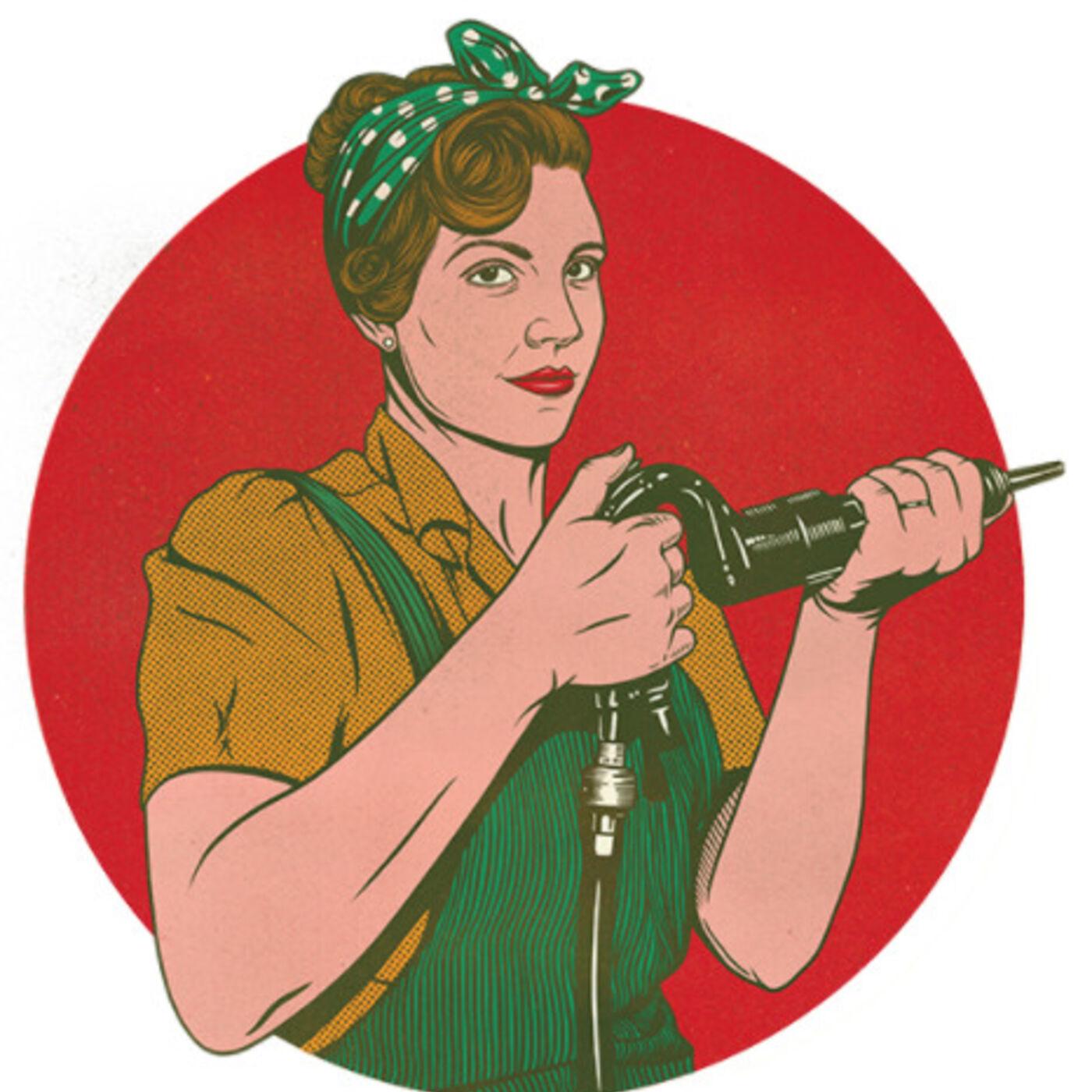 3: Rosie the Riveter: American Goddess