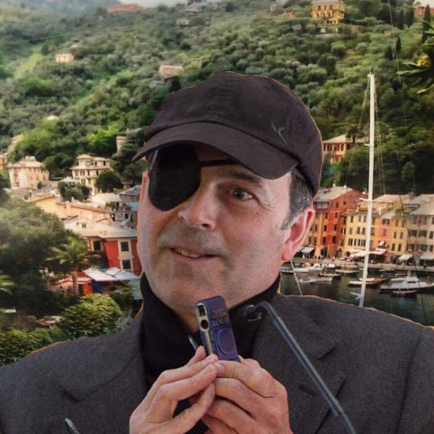 The Italian Riviera: Cinque Terre, Portofino, Ravello, Genoa, With Author David Downie