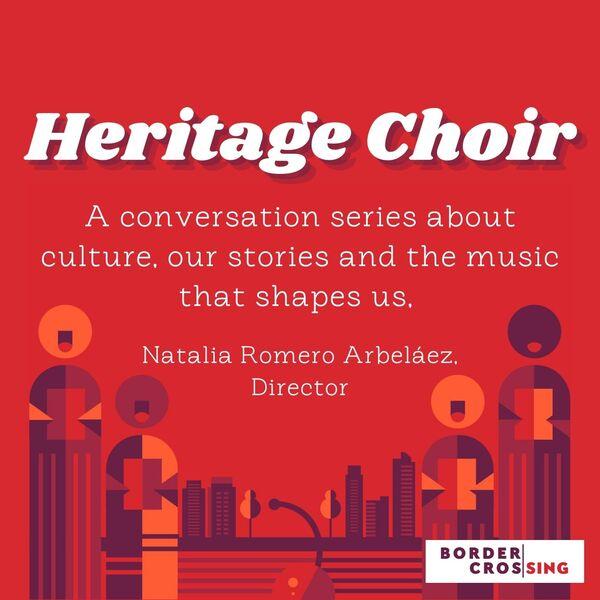 Heritage Choir Podcast Artwork Image