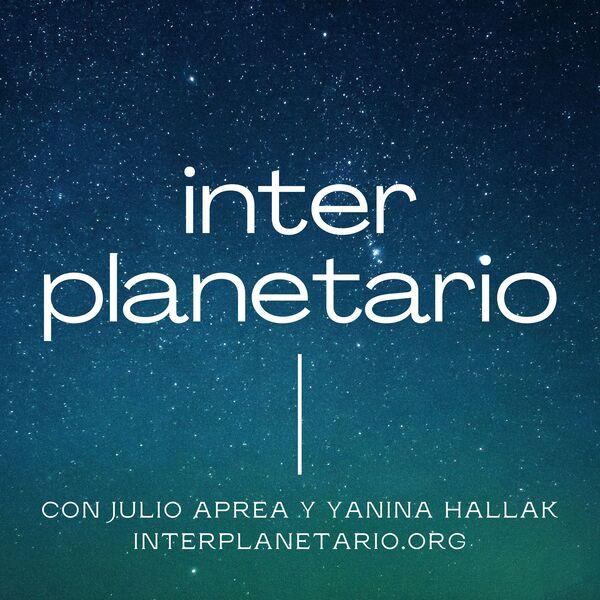 Interplanetario Podcast Artwork Image