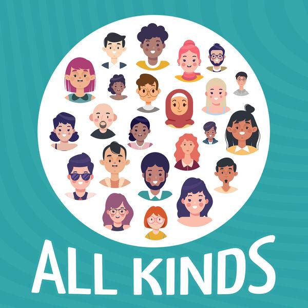 All Kinds Podcast Artwork Image