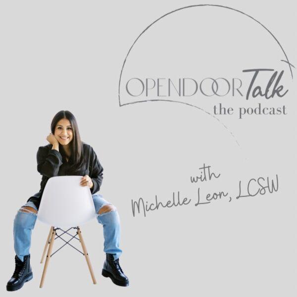 Open Door Talk Podcast Podcast Artwork Image