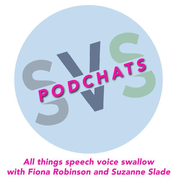 SVS PODCHATS Podcast Artwork Image