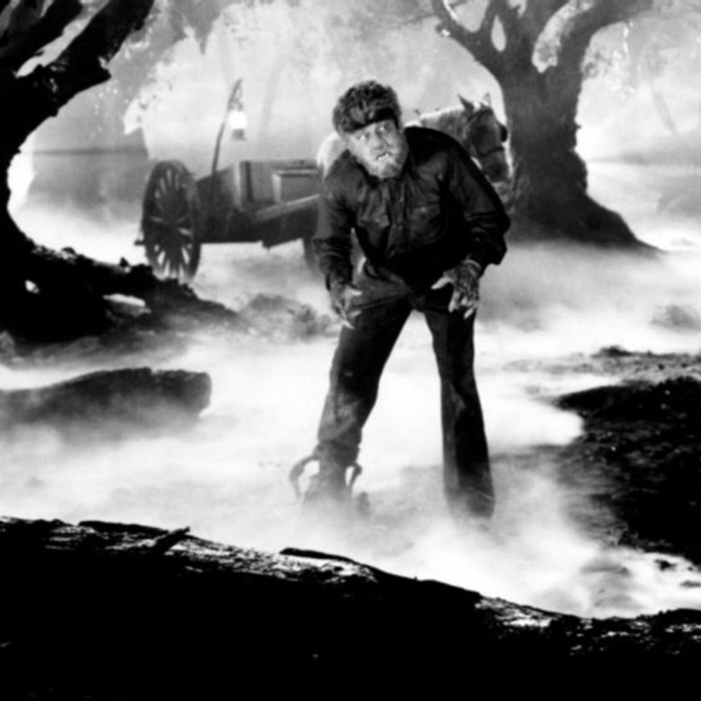 31 Days of Halloween: The Wolf Man