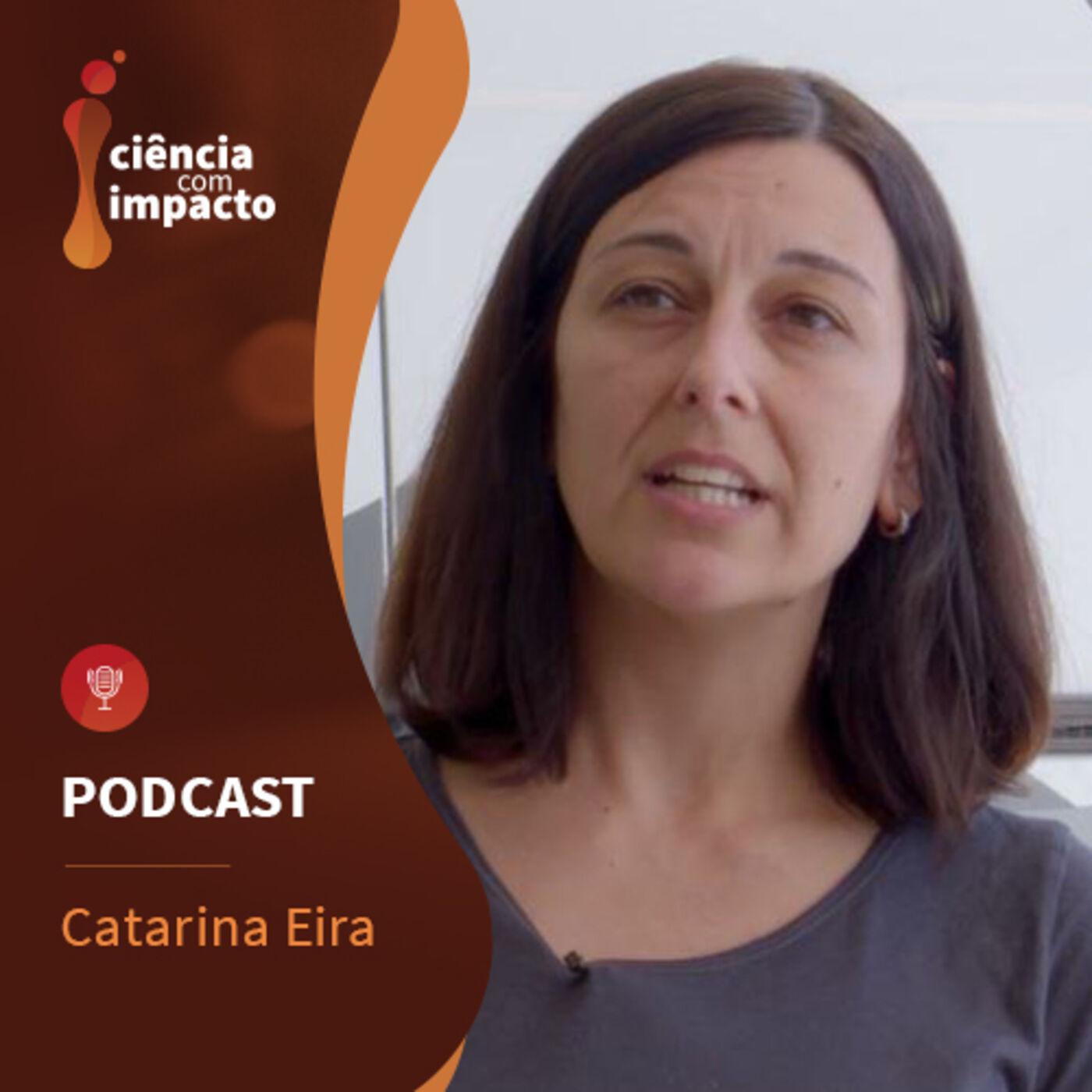 Podcast T1E1 Catarina Eira - Conservação de Mamíferos Marinhos
