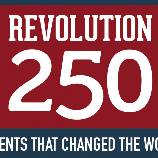 Revolution 250 Podcast Podcast Artwork Image