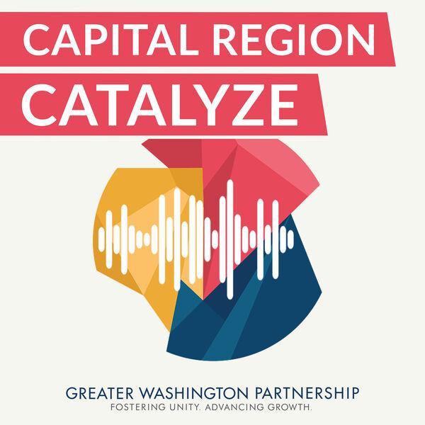 Capital Region CATALYZE Podcast Artwork Image