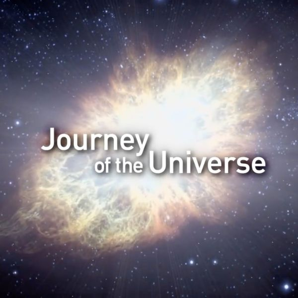Journey of the Universe  Podcast Artwork Image