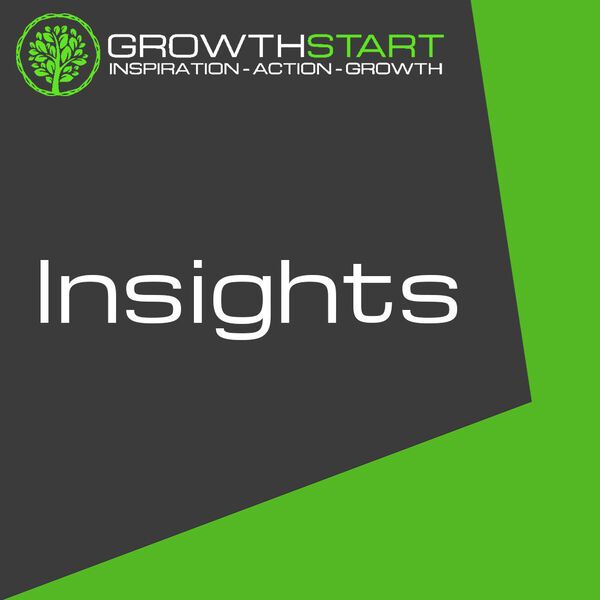 GrowthStart Insights Podcast Artwork Image