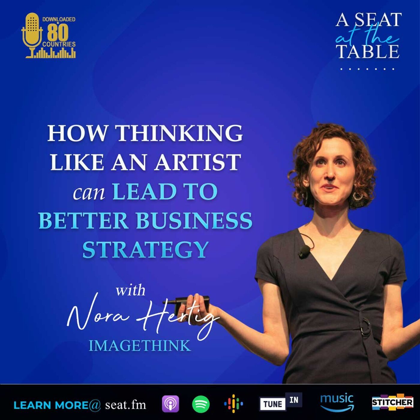 How Thinking Like an Artist Can Lead to Better Business Strategies
