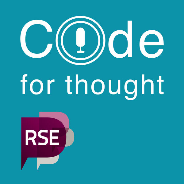 Code for Thought Podcast Artwork Image