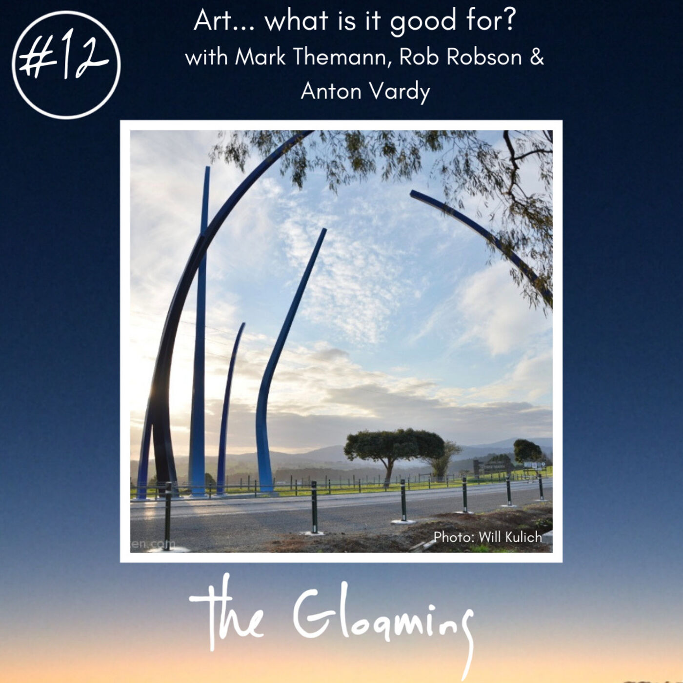 TG12: Art... what is it good for? (with Mark Themann, Rob Robson & Anton Vardy)