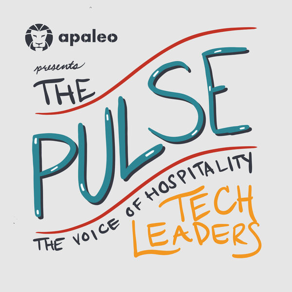 The Pulse by apaleo: The Voice of Hospitality Tech Leaders Podcast Artwork Image