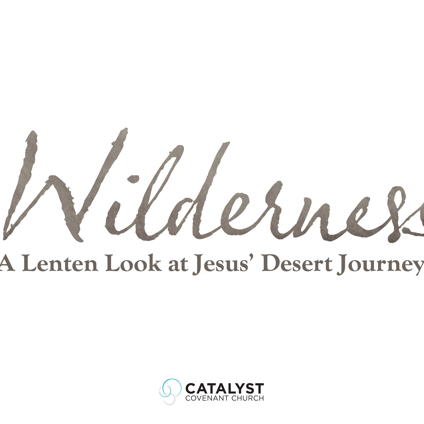 Wilderness--Matthew 4:1-4