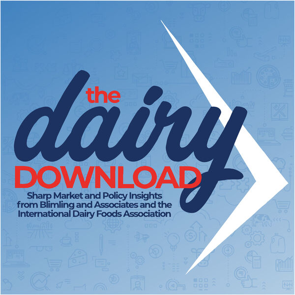 The Dairy Download Podcast Artwork Image