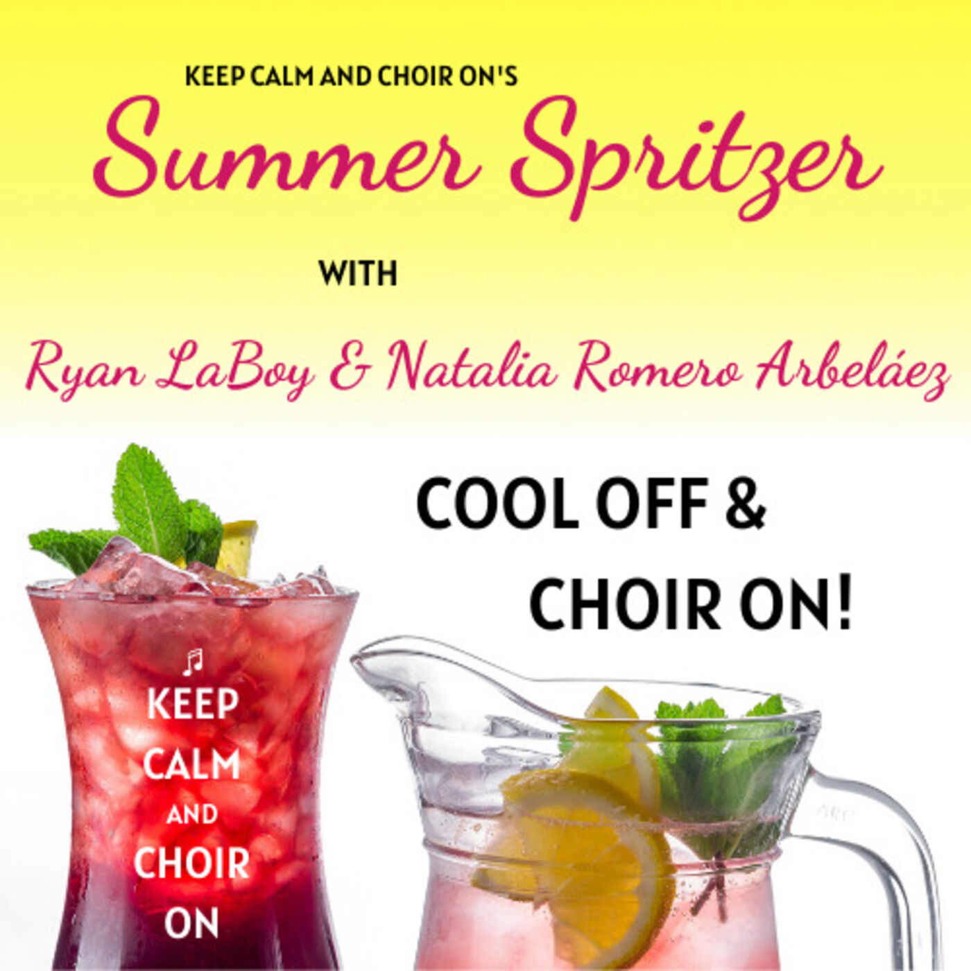 Keep Calm and Choir On's Summer Spritzer Trailer
