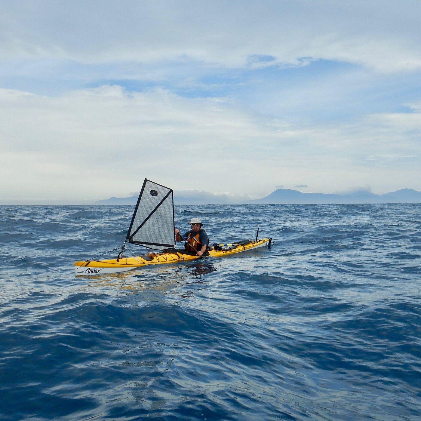 Episode 9 - Bob Turner's Journey Across Bass Strait