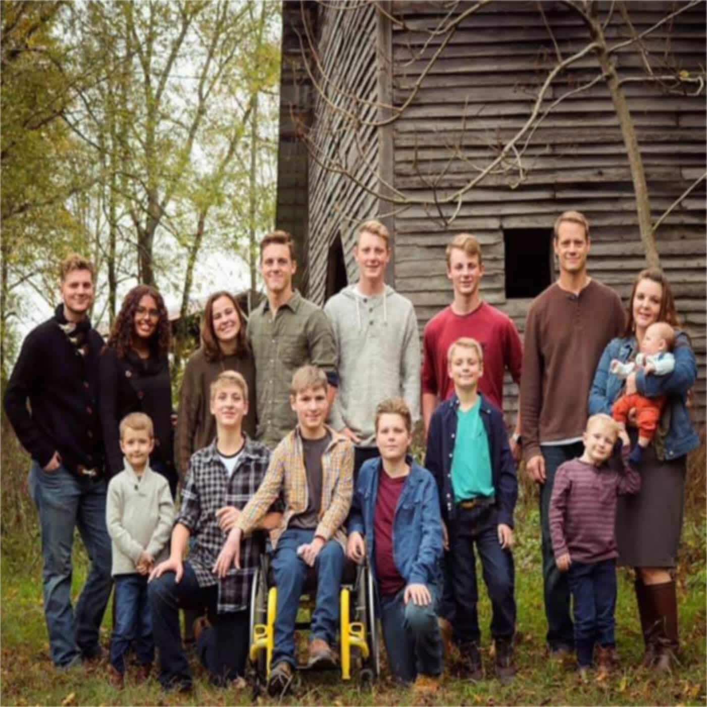 Episode 165: MEET THE MOM OF 11 SONS!