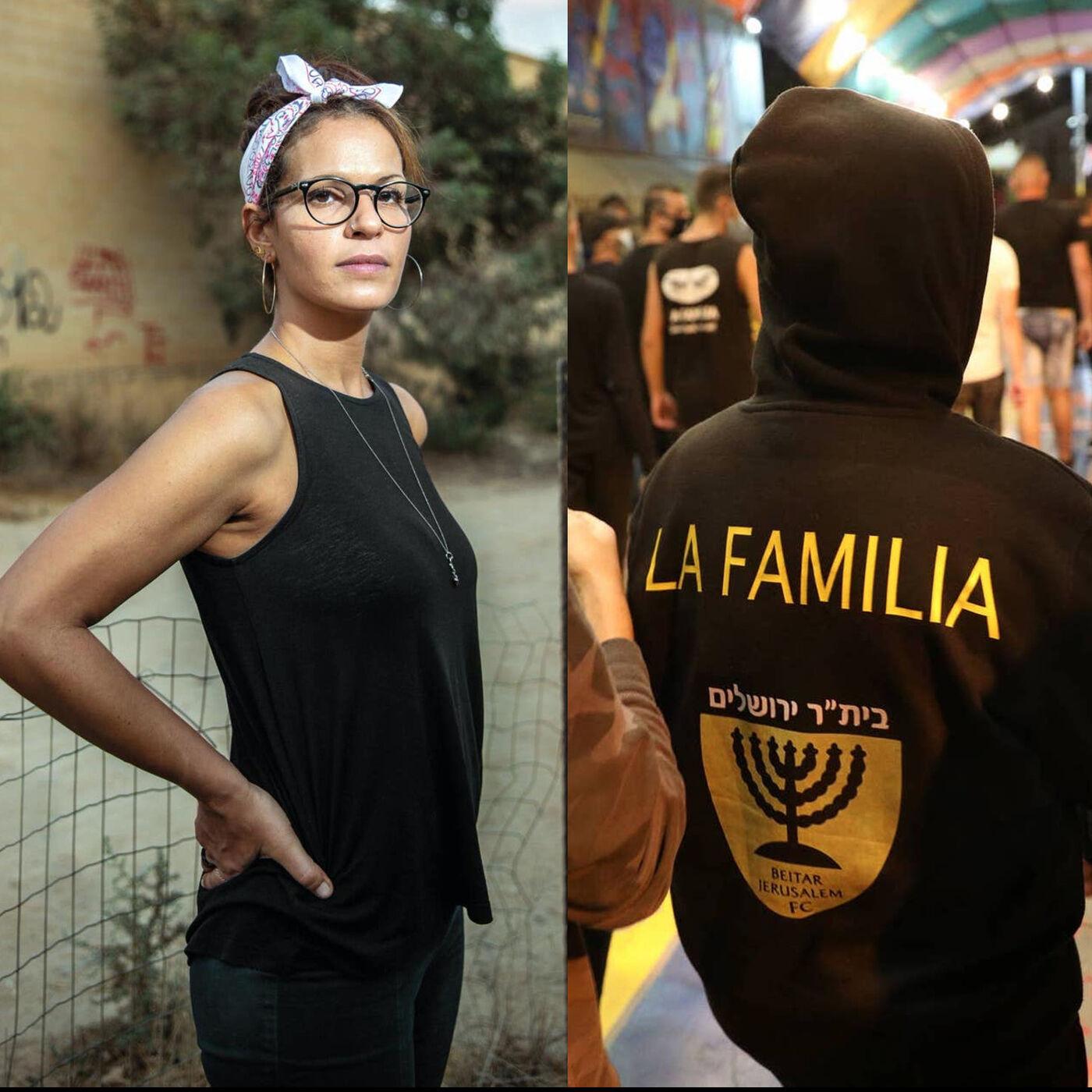 21. Sophia Solomon on Beitar Jerusalem, La Familia, and football and far right in Israel