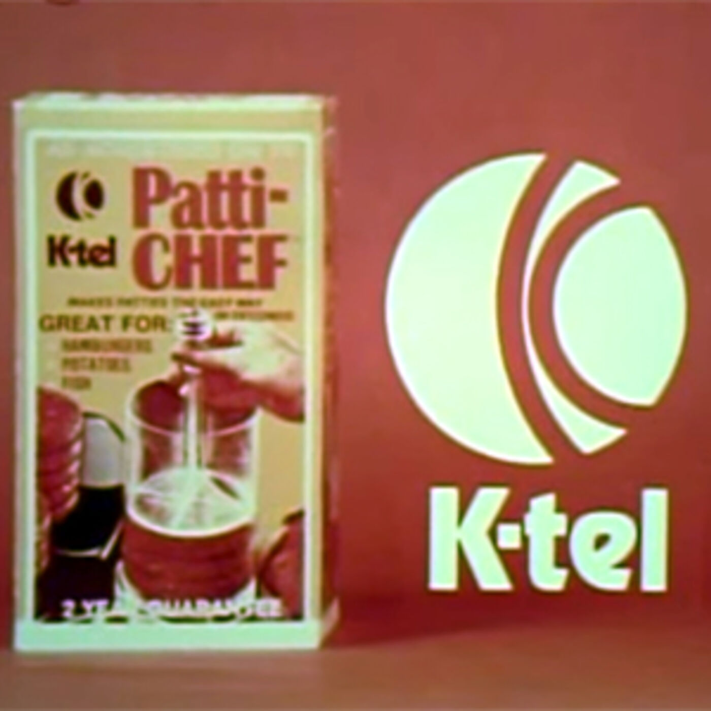 Patty Stackin' & Record Selectin': K-Tel Part One:The Doodads!