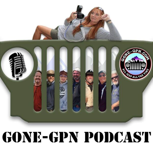 Gone-Gpn Show  Podcast Artwork Image