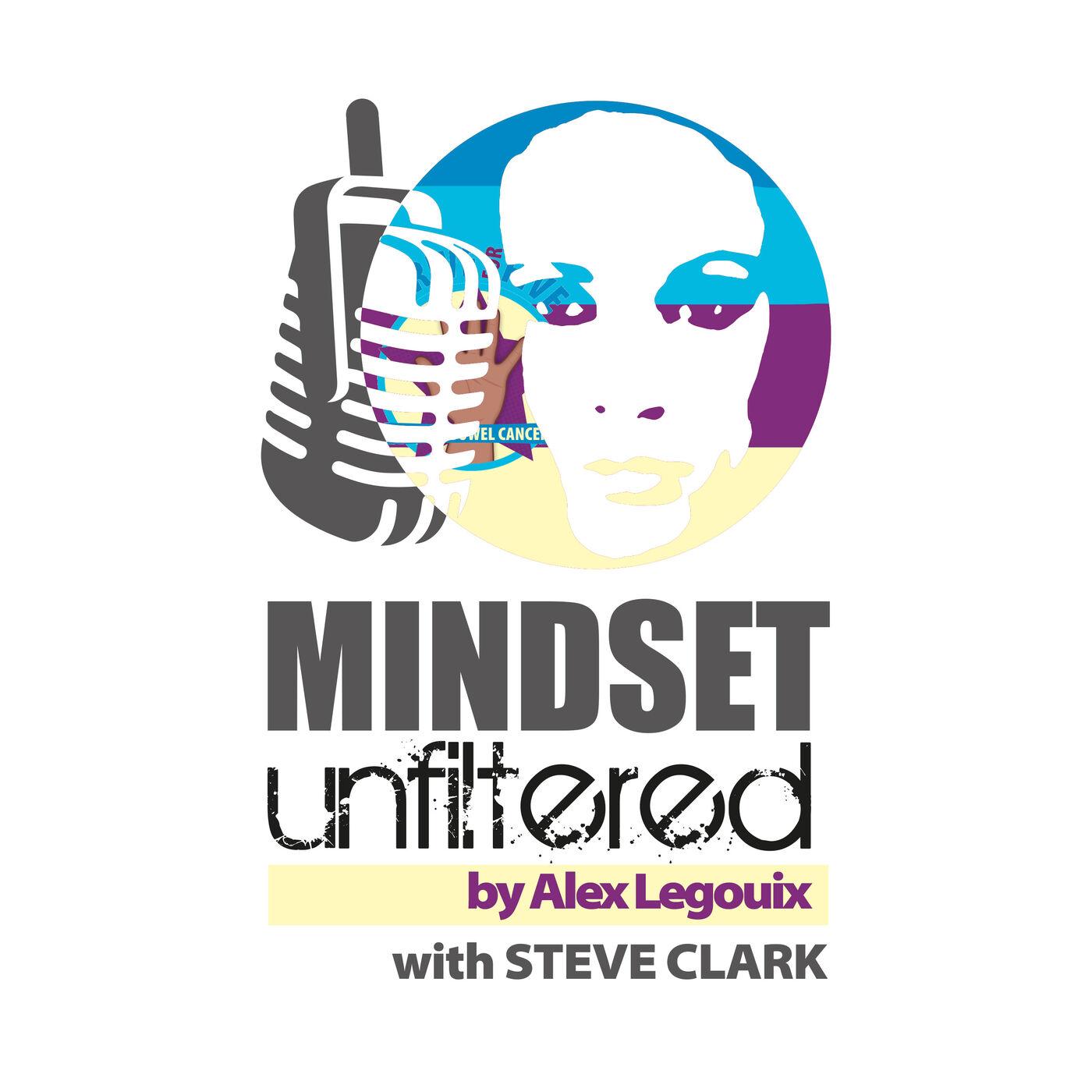 S2 EP4 - Part 1: Steve Clark - Stage 4 Bowel Cancer survivor and superhero: Diagnosis, dealing with the fear & positive mindset