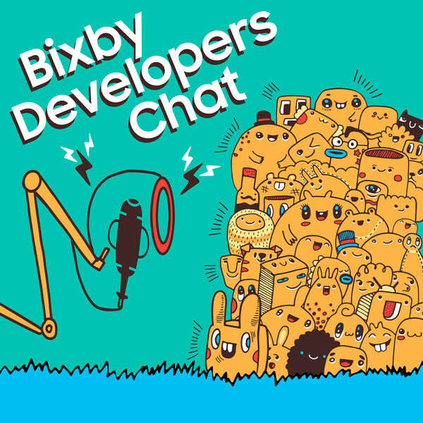Bixby Developers Chat Podcast Artwork Image