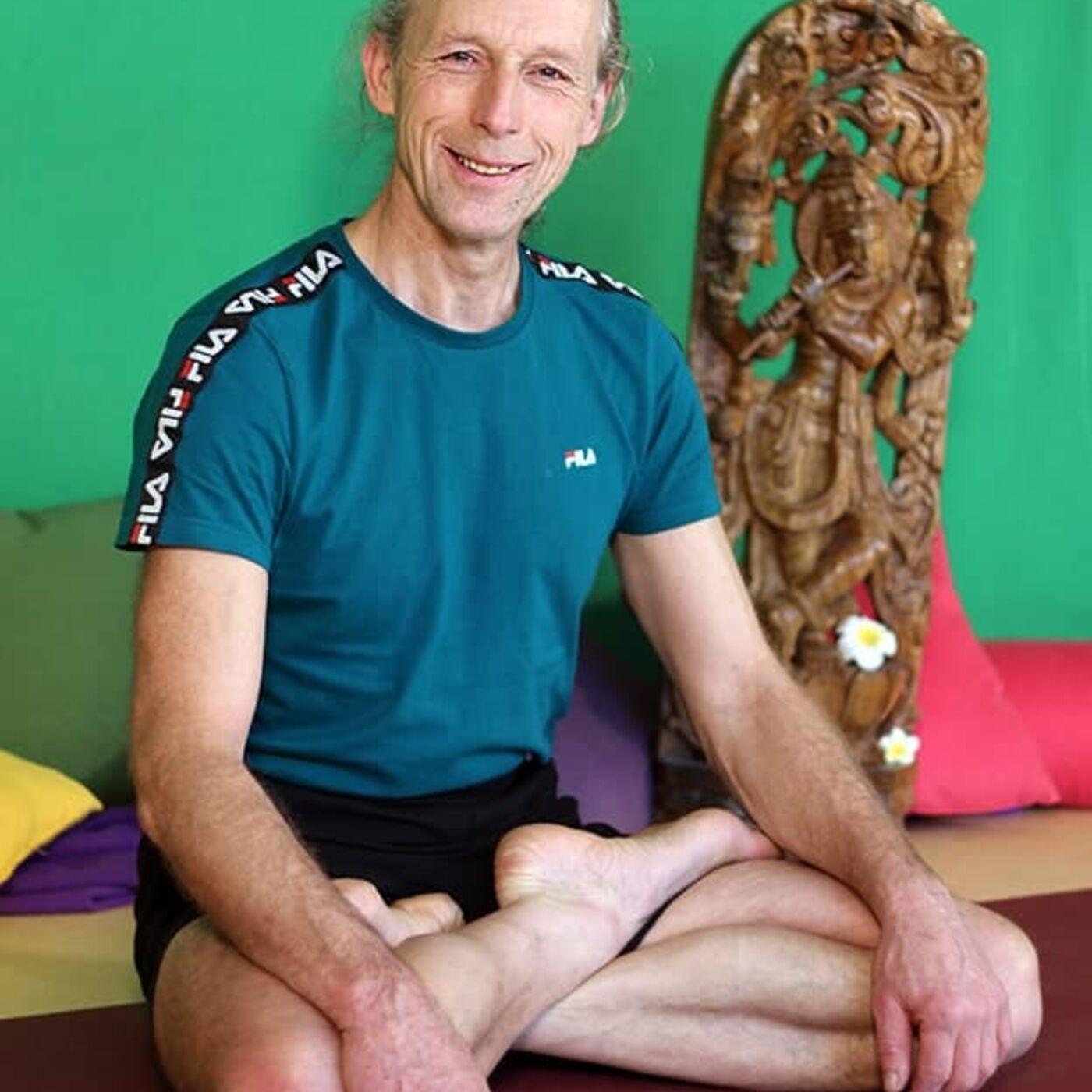 Daniel Derweduwen is al meer dan 40 jaar ondergedompeld in gezondheid.